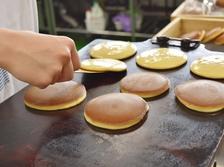 今日の和菓子科は「どら焼き」です!