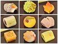 和菓子らしい美しさが特徴の上生菓子